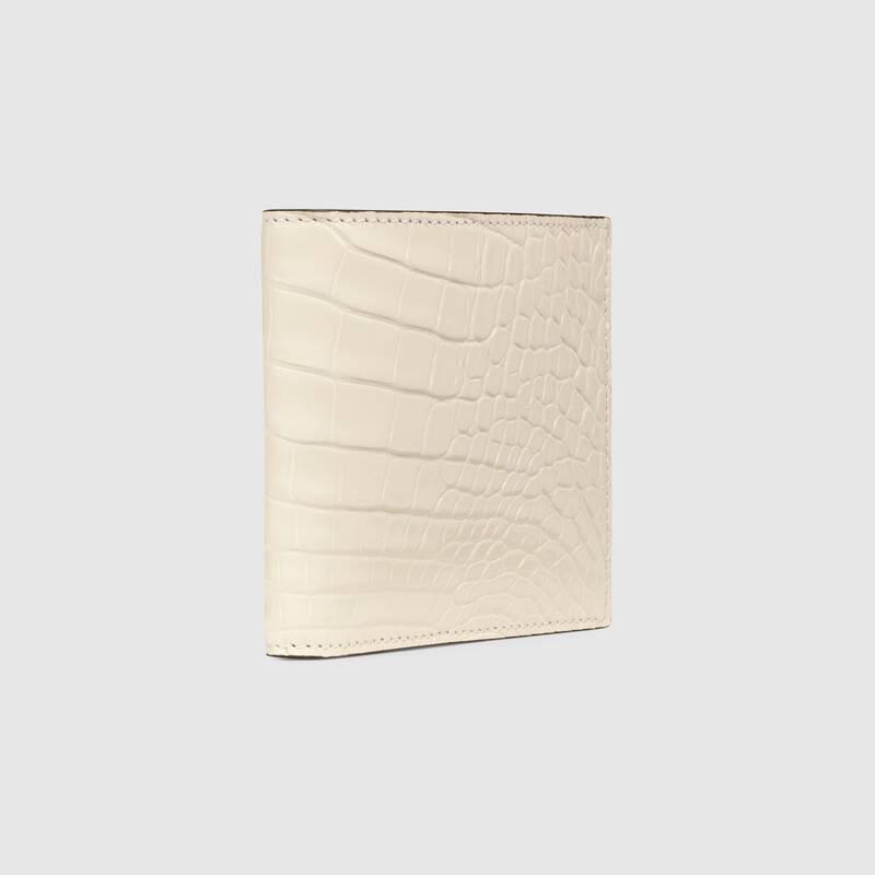Crocodile wallet (365482EZIBG9022)