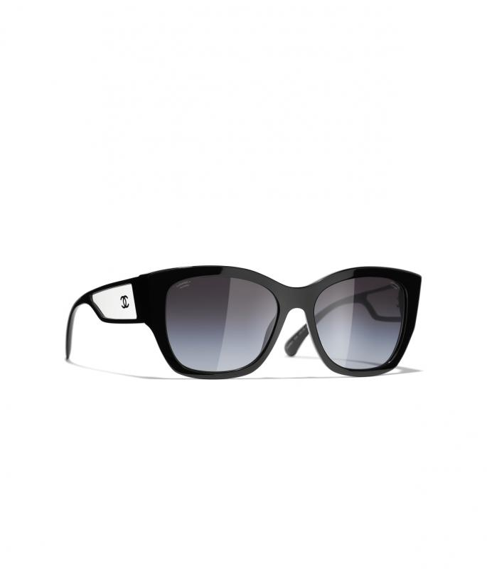 Butterfly Sunglasses Black eyewear (A71359X02016S501155NOCCI)