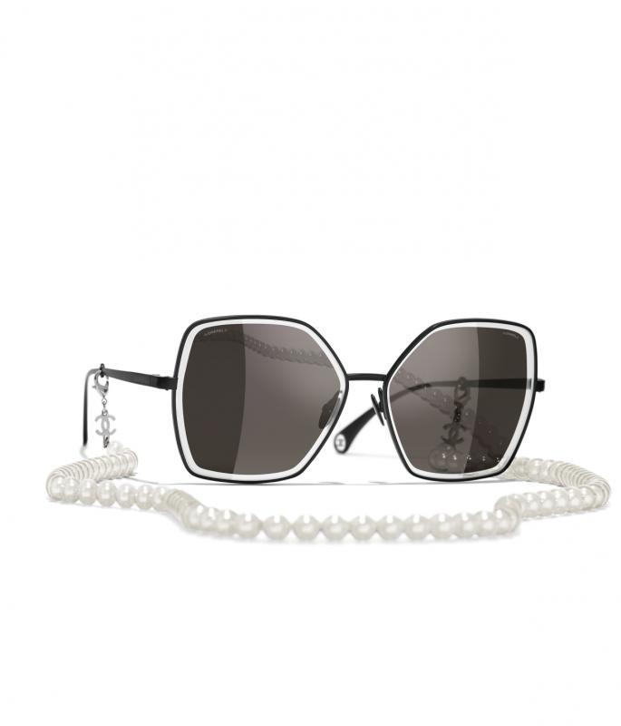 Butterfly Sunglasses Black eyewear (A71364X06063L101559KUNI)