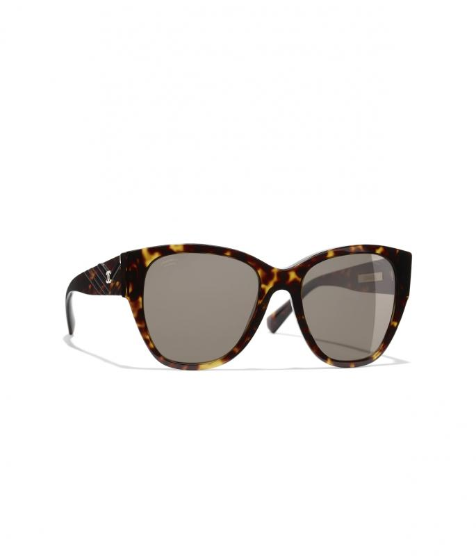 Butterfly Sunglasses Dark Tortoise eyewear (A71322X02016S714854POCCI)