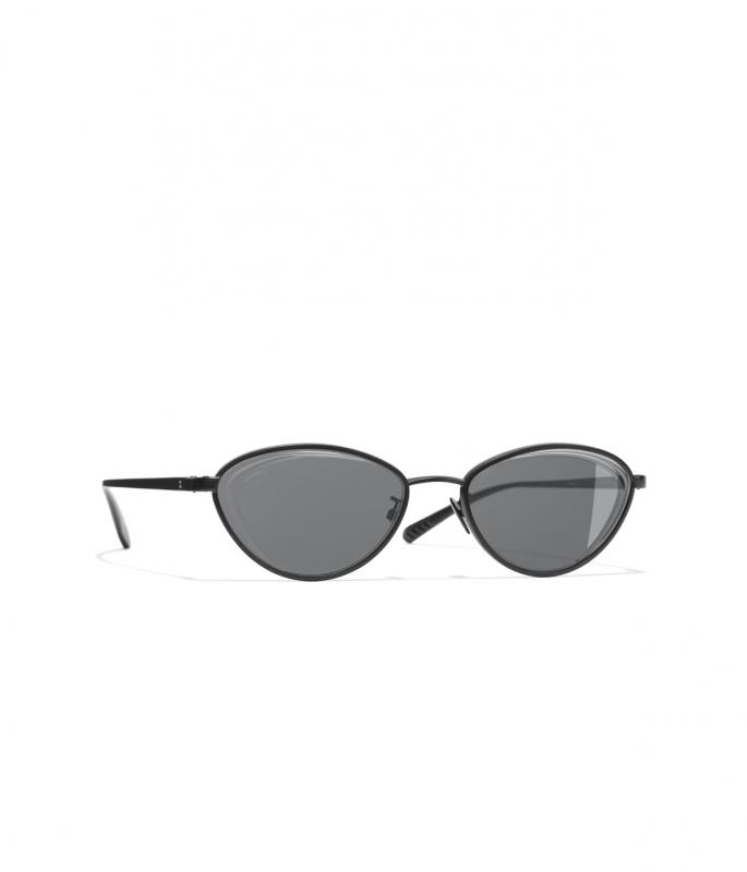 Cat Eye Sunglasses Black eyewear (A71326X01060L310155OUNI)