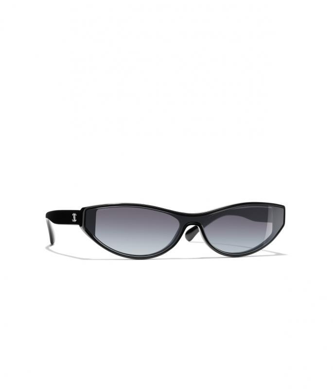 Cat Eye Sunglasses Black eyewear (A71340X08101S011637ZOCCI)