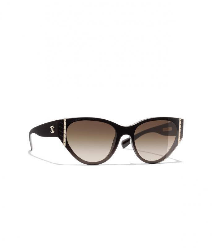 Cat Eye Sunglasses Brown eyewear (A71323X08101S462541ZUNI)