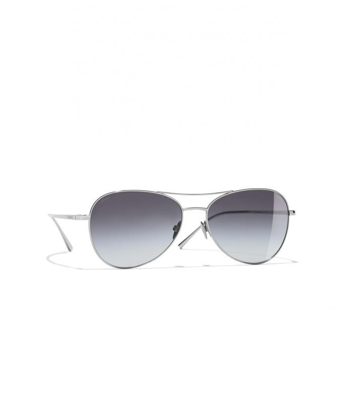 Pilot Sunglasses Silver eyewear (A71345X09950L241656LUNI)