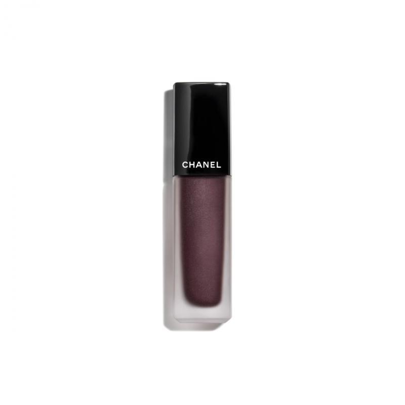 ROUGE ALLURE INK Matte Liquid Lip Colour 214 - METALLIC PLUM (165214)