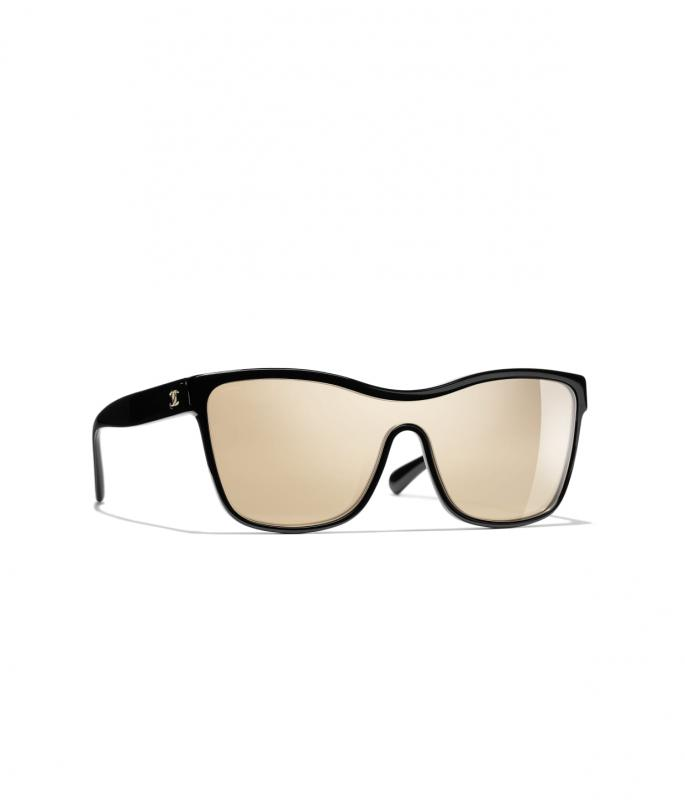 Shield Sunglasses Black eyewear (A71343X02131S222631ZOCCI)