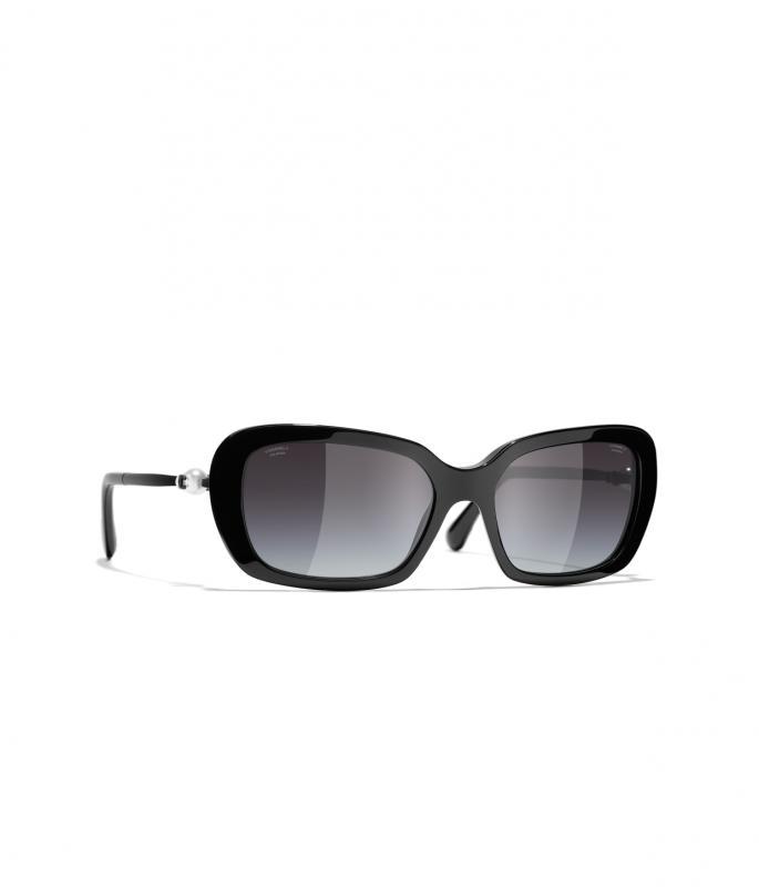 Square Sunglasses Black eyewear (A71361X02282S501156NOCCI)