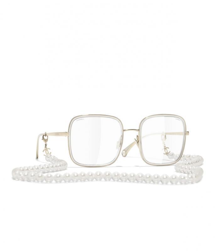 Square Sunglasses Gold eyewear (A71365X06063L395152QUNI)