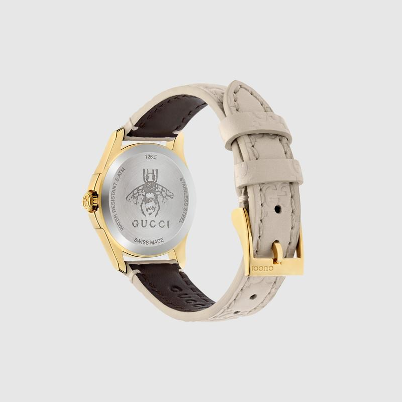G-Timeless watch, 27mm (483677IAMB08759)