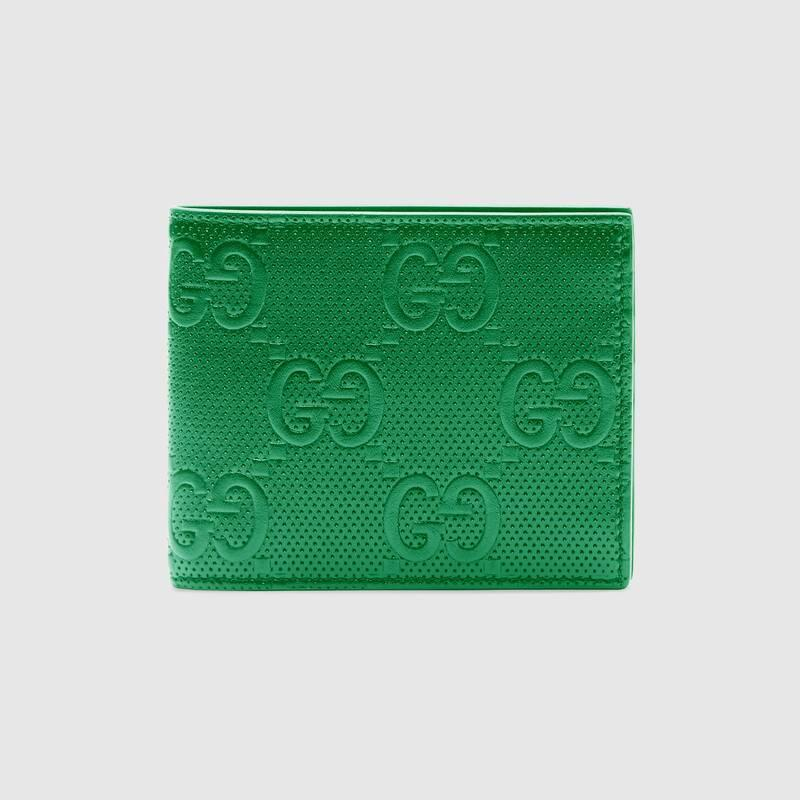 GG embossed wallet (6255621W3AN3727)