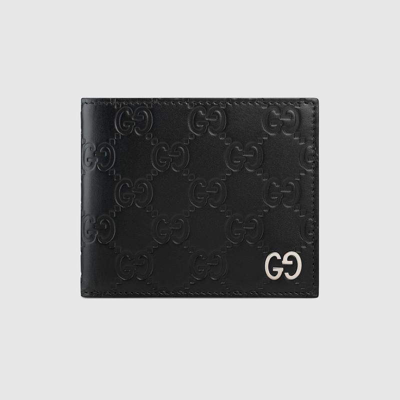Gucci Signature wallet (473916CWC1N1000)