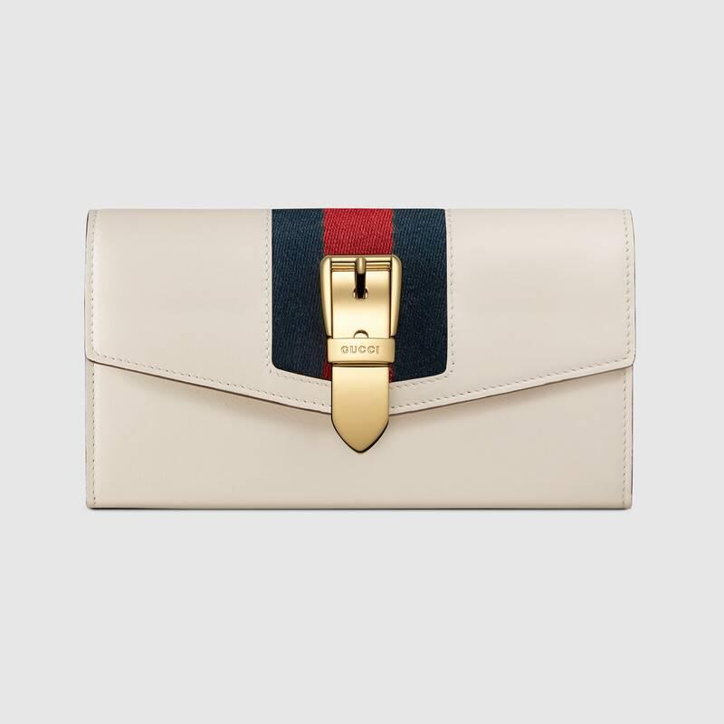 Sylvie leather continental wallet (476084CWLSG8454)