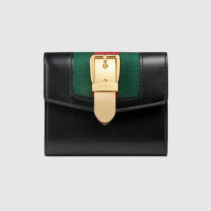 Sylvie leather wallet (476081CWLSG1060)