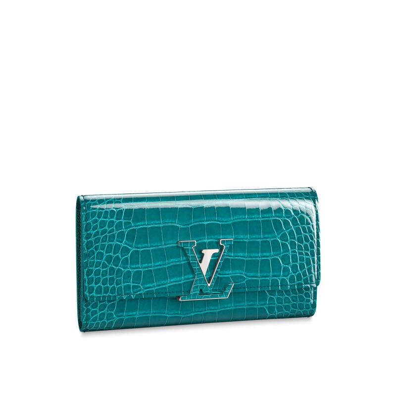 Capucines Wallet (N94727)