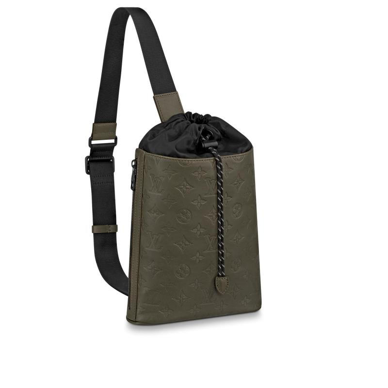 CHALK SLING BAG (M44634)