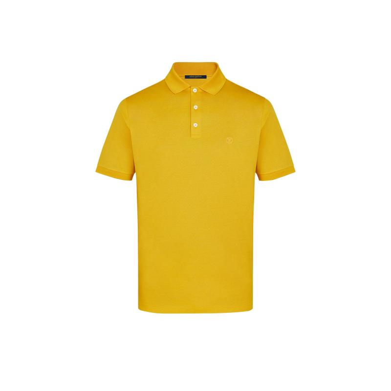 Classic Short-Sleeved Piqué Polo (1A7XRB)