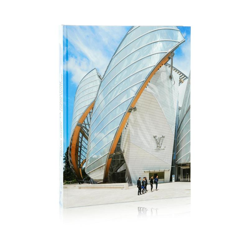 Frank Gehry, The Fondation Louis Vuitton - English Version (R08168)