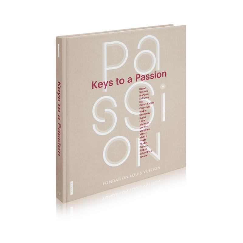Keys to a Passion Book - English version (R08187)