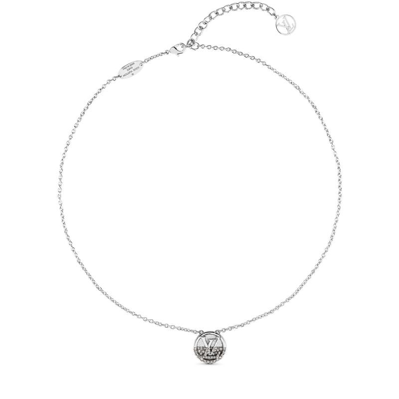 L to V Necklace (M69641)