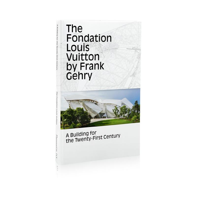 The Fondation Louis Vuitton by Frank Gehry - English Version (R08174)