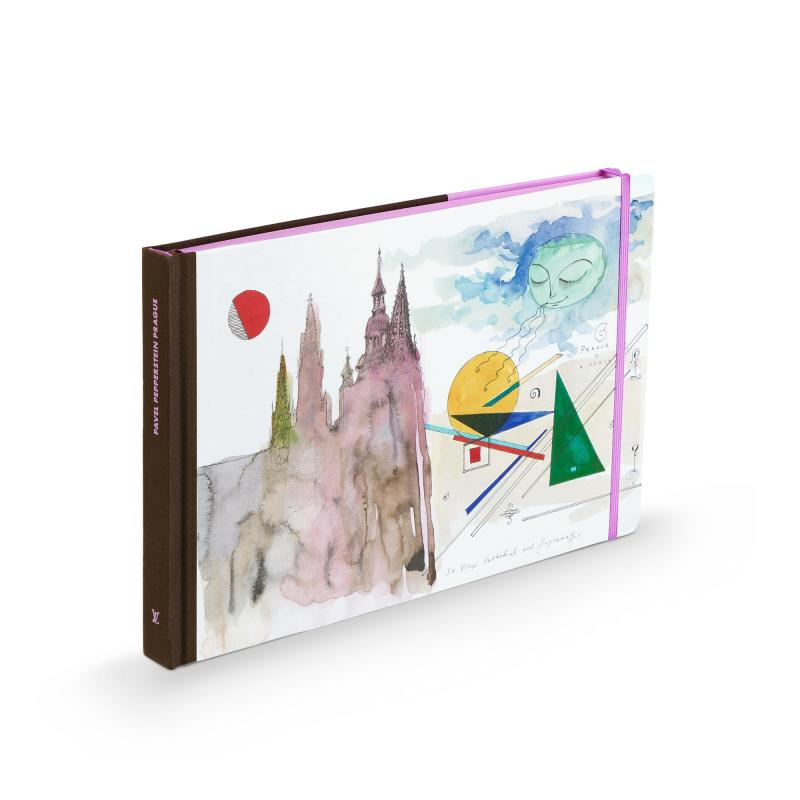 Travel Book Prague (R08448)