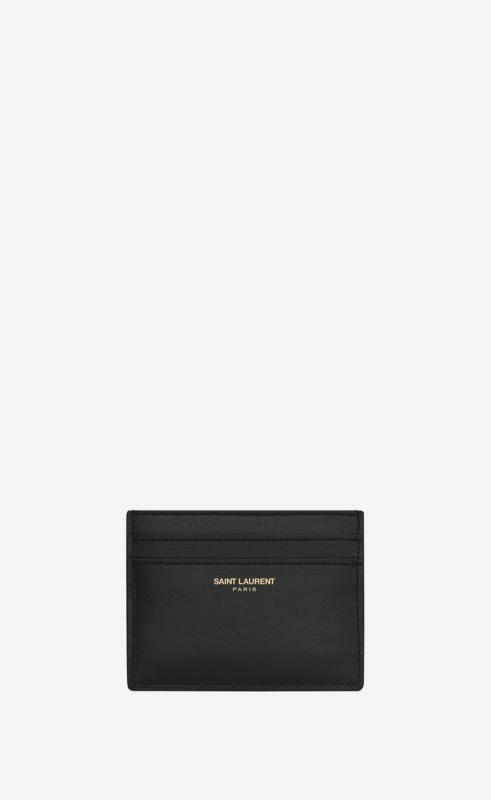 card case in smooth leather (375946B9L0J1000)