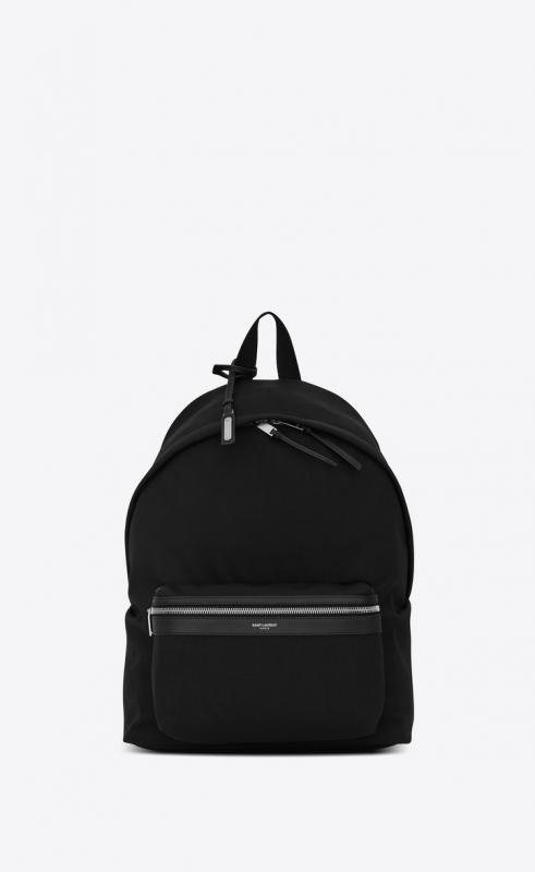 Cit-E backpack in canvas with Jacquard™ by Google (5793639W0AF1000)