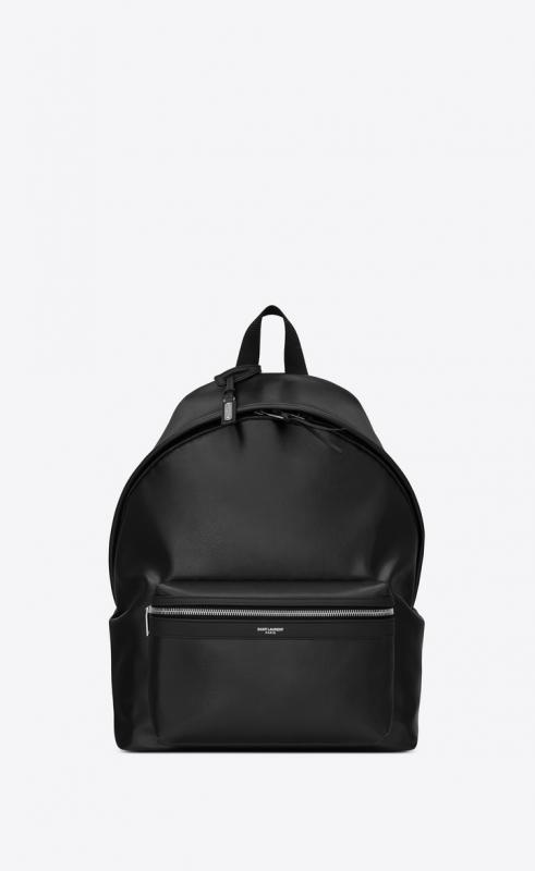 CITY backpack in shiny textured canvas (5349679LJ4F1000)