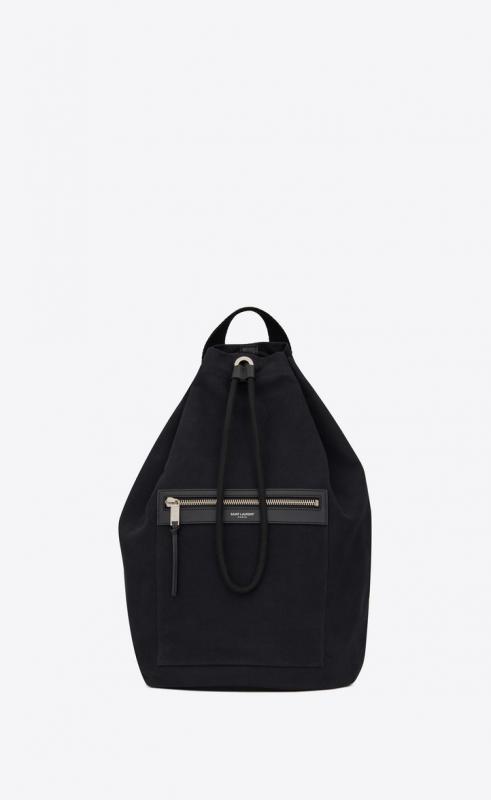 CITY SAILOR canvas backpack (5539699431E1000)