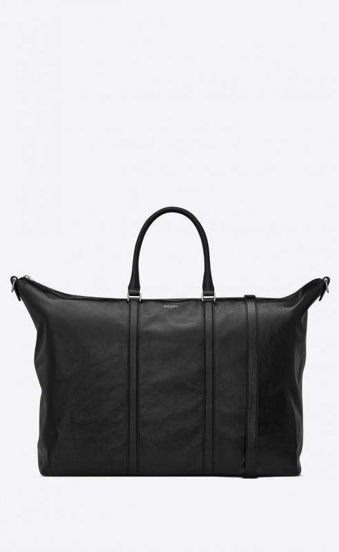 GIANT DUFFLE SUPPLE SAC DE JOUR in matte leather (6099011R00E1000)