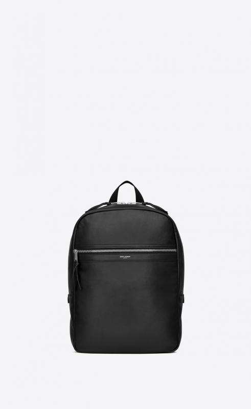 Laptop city backpack in smooth leather (5332320U61F1000)
