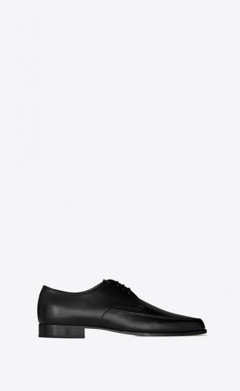 MARCEAU derbies in smooth leather (630668AKP001000)