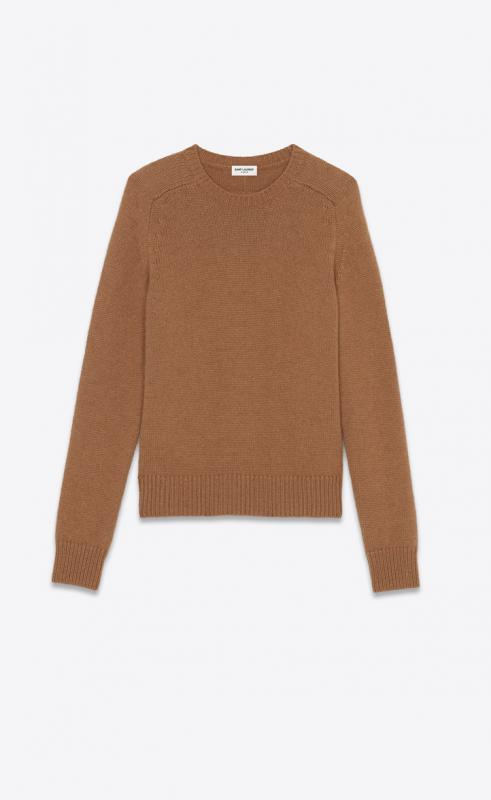 wool turtleneck sweater (635485YALK21140)