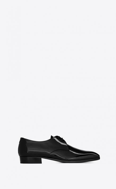 WYATT derby in patent leather (5797420D5001000)